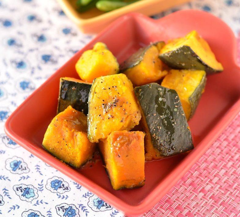 かぼちゃの美味しい煮物